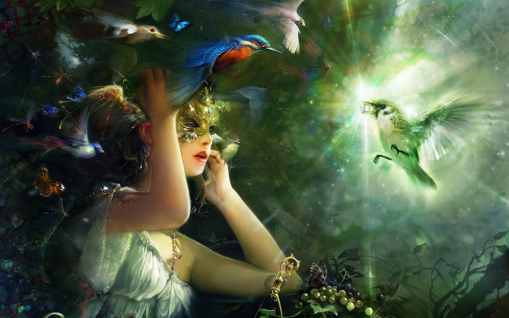Картинка про волшебство в жизни