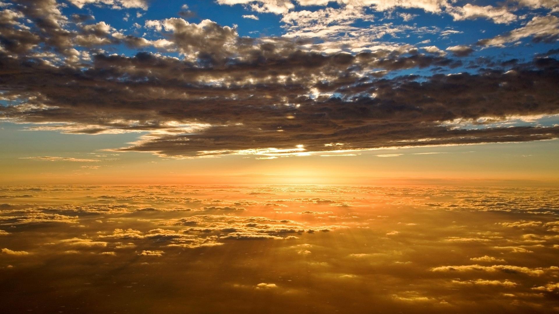 Картинки бескрайнего неба