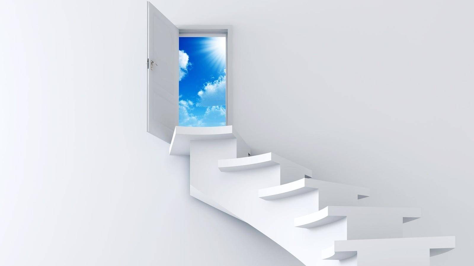 сообщил картинки небо двери написать