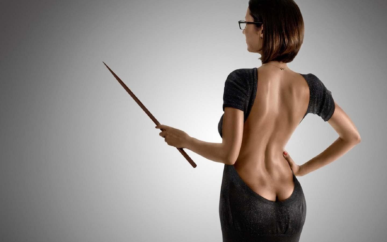 Erotic naked lady sexy girl modern walking stick cane handmade art stone cast