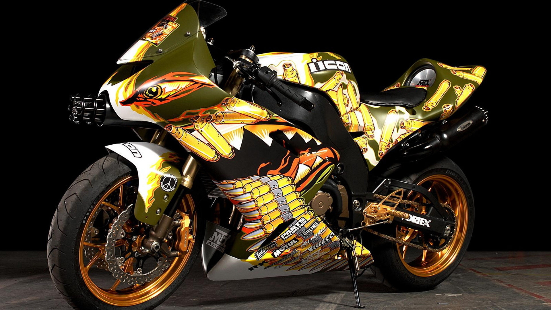 фото крутых тачек и мотоциклов этом