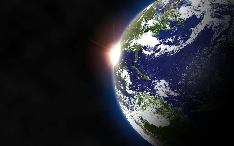 Красивая картинка планеты земля