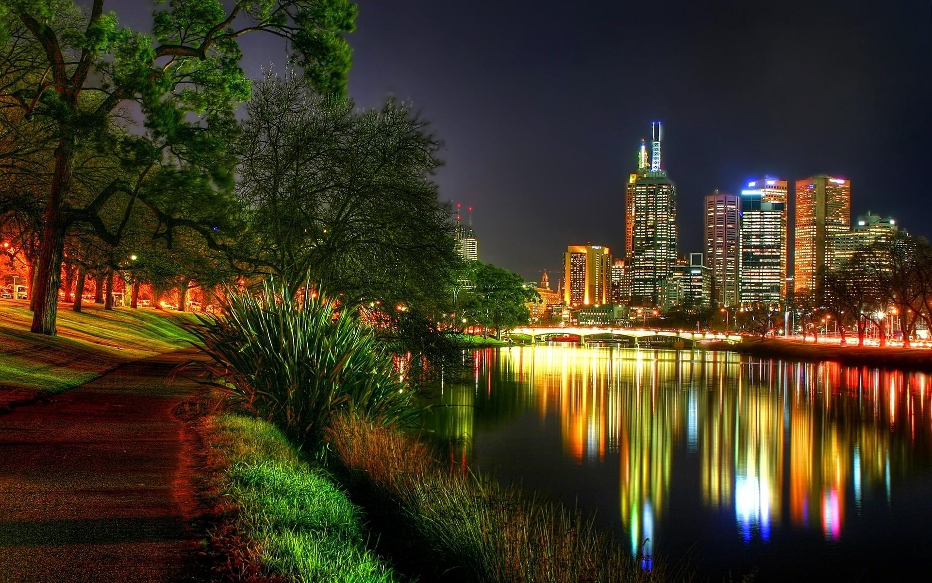 Картинка фона города