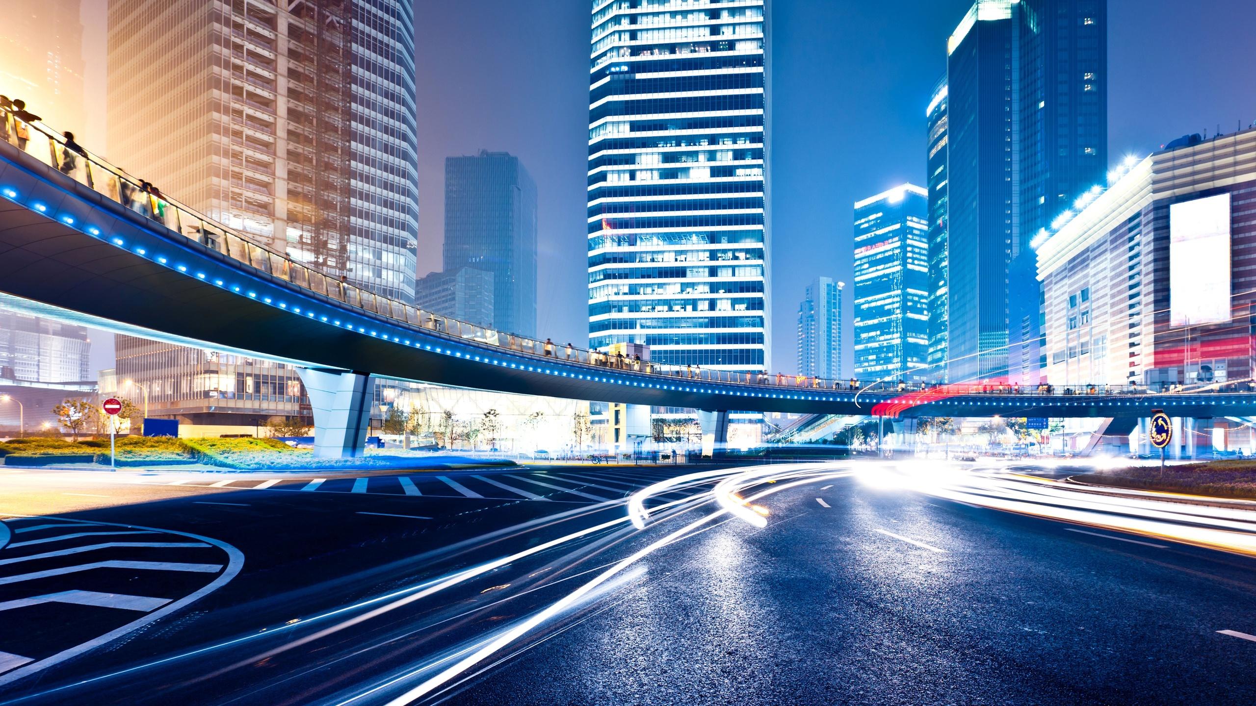 картинки ночного города высокого разрешения села города живут