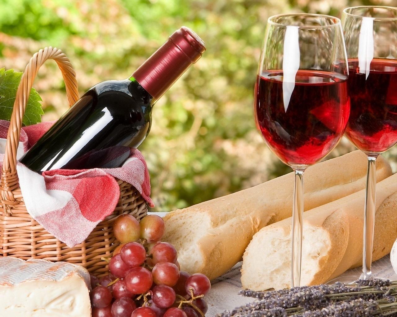 Прикольные картинки, картинки с виноградом и вином