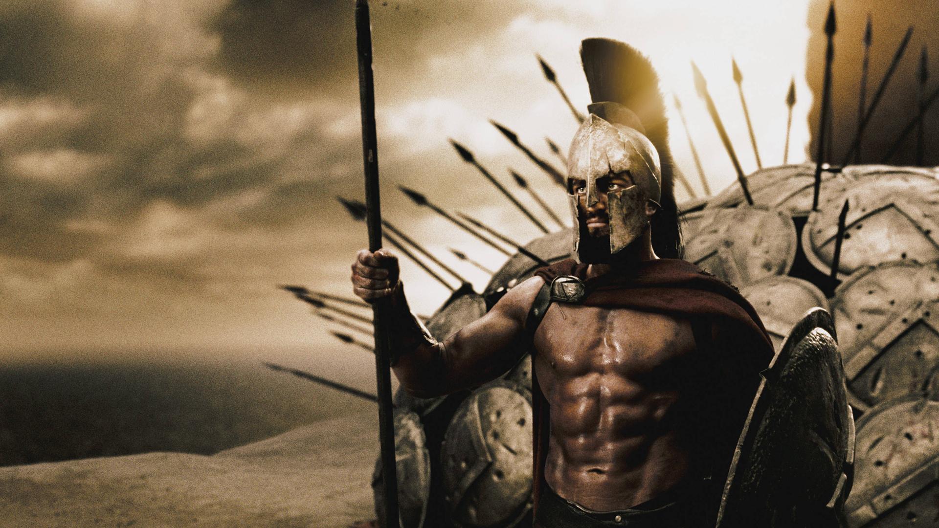 Хорошие картинки спартанцы