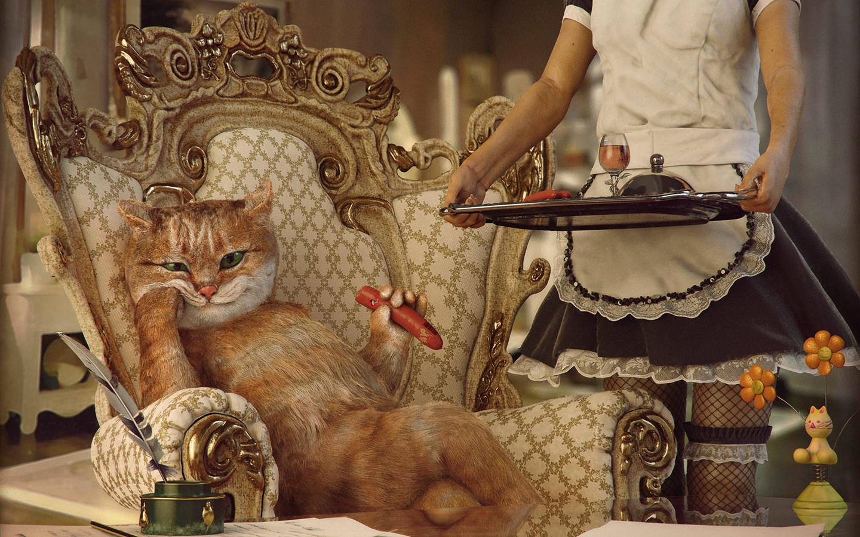 картинки послушный котик данного препарата препятствует