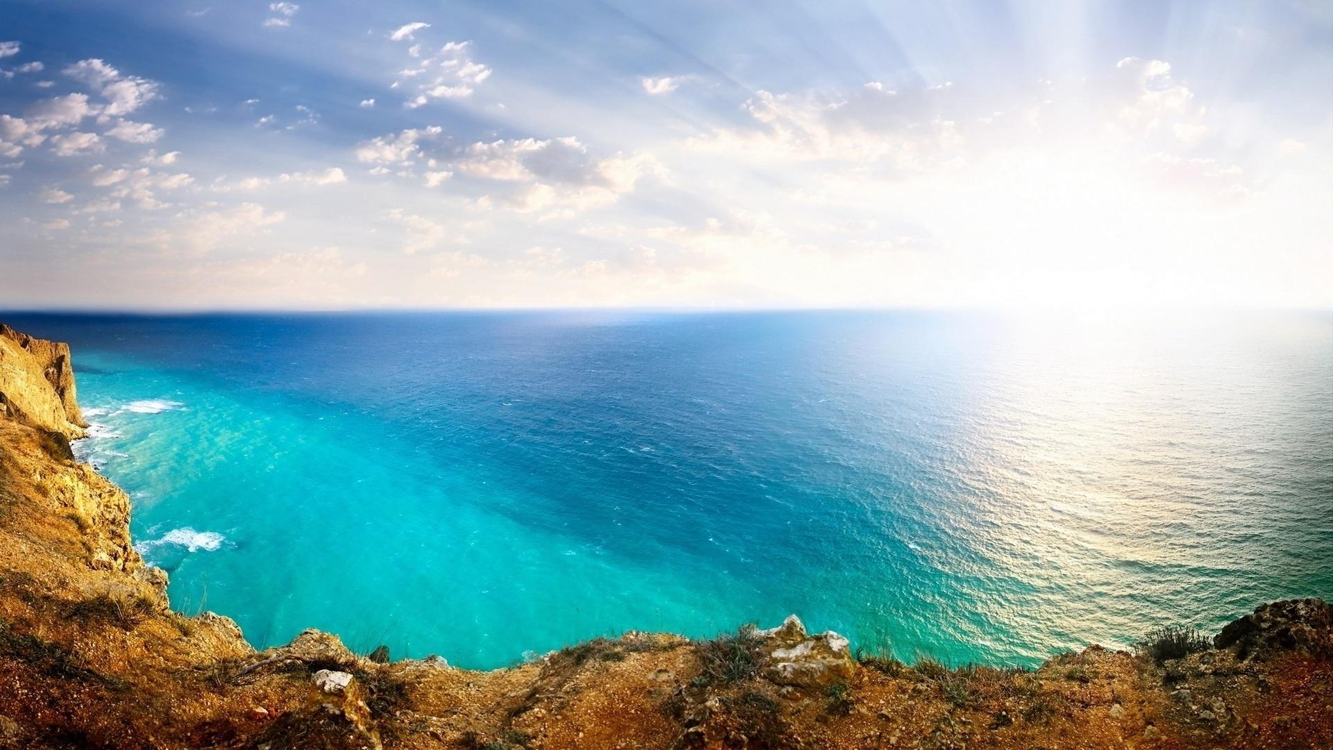 Картинки моря широкоформатные