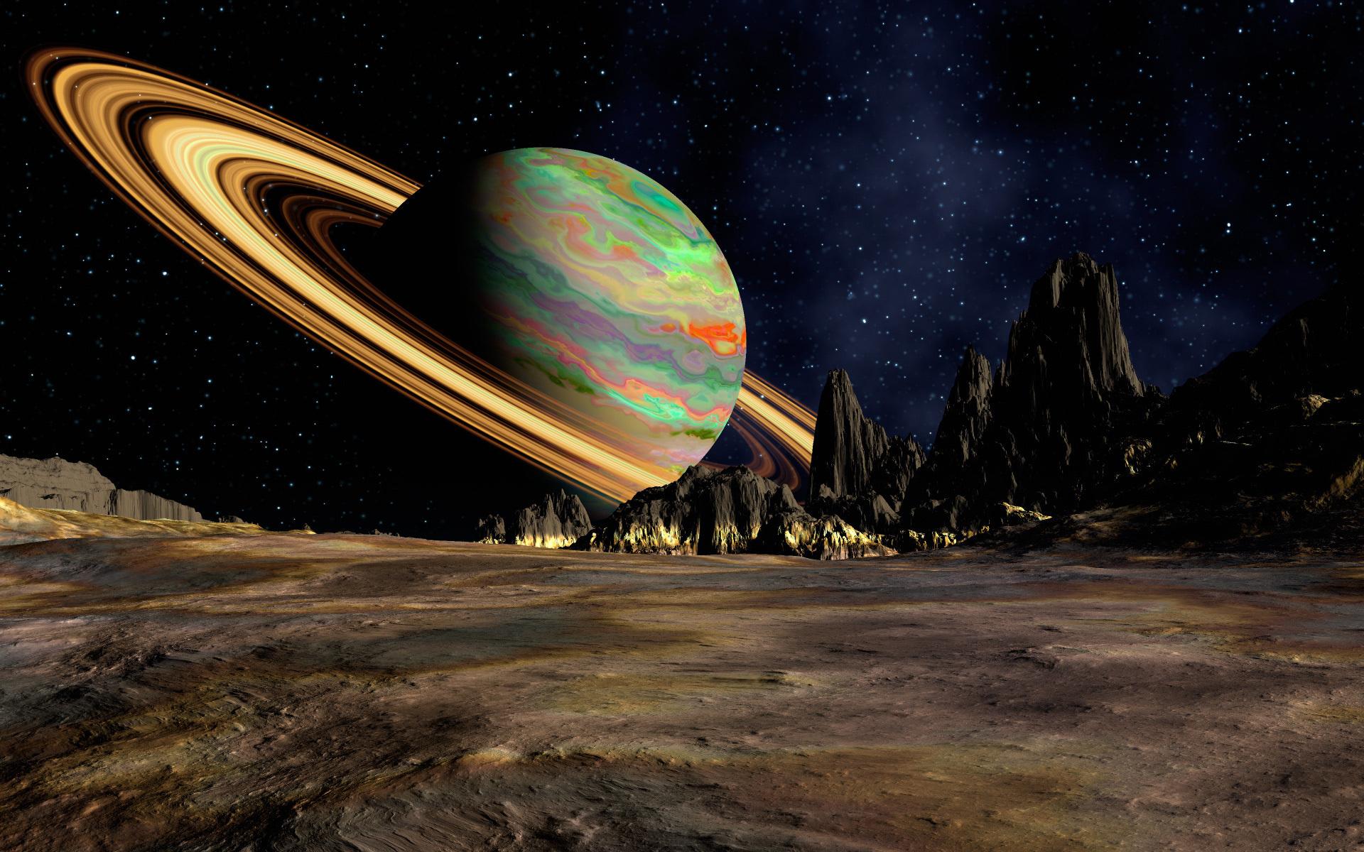 зеркальным смотреть картинки других планет вещи