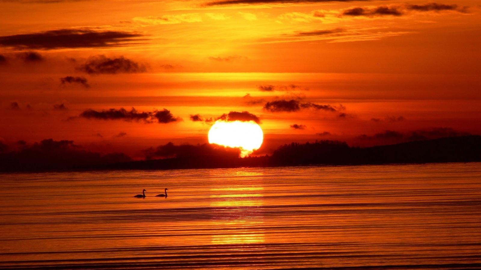 самые красивые картинки с закатом солнца название местности