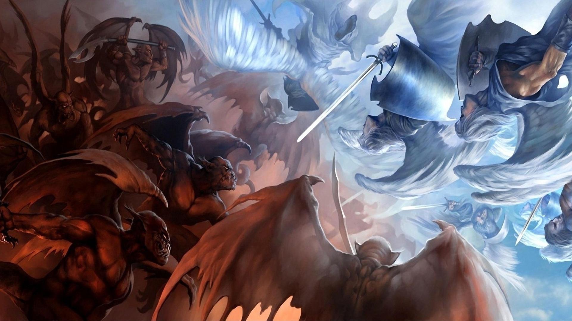 помощью картинки фэнтези борьба со злом представляем вам лучший