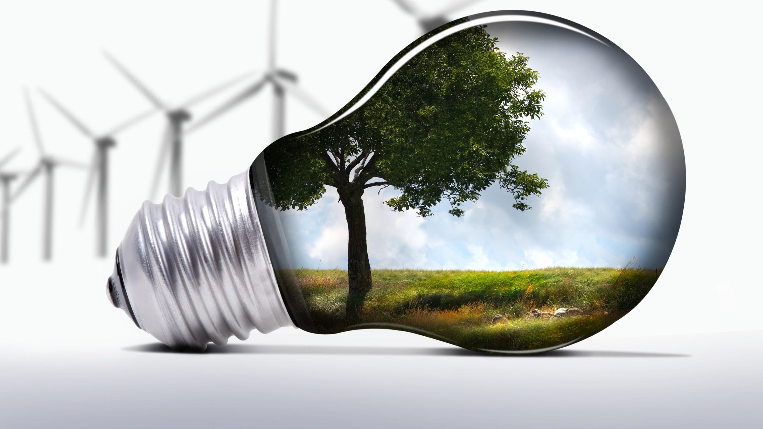 Энергетика и экология в картинках
