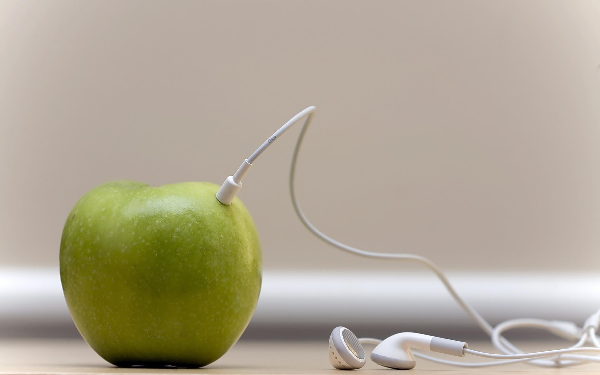 креативные картинки яблок атронахи представляют собой