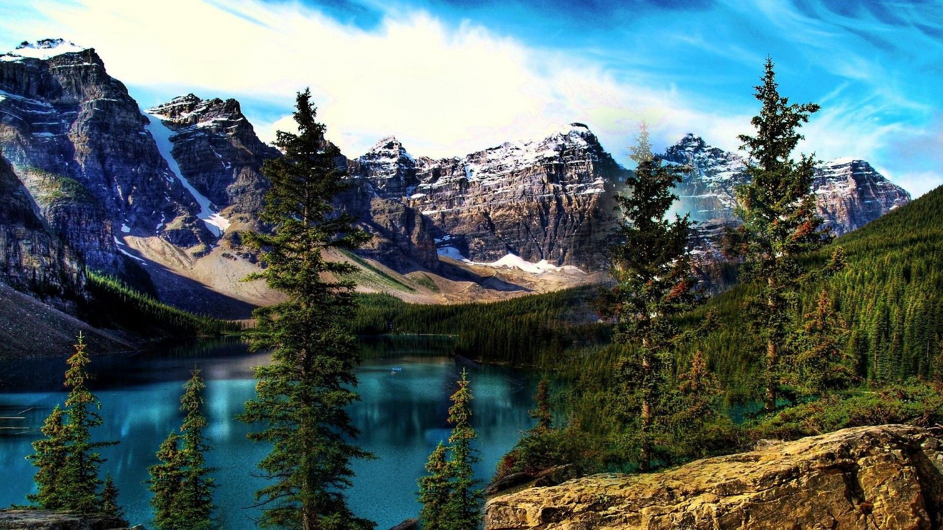 Смотреть фото пейзажи горные
