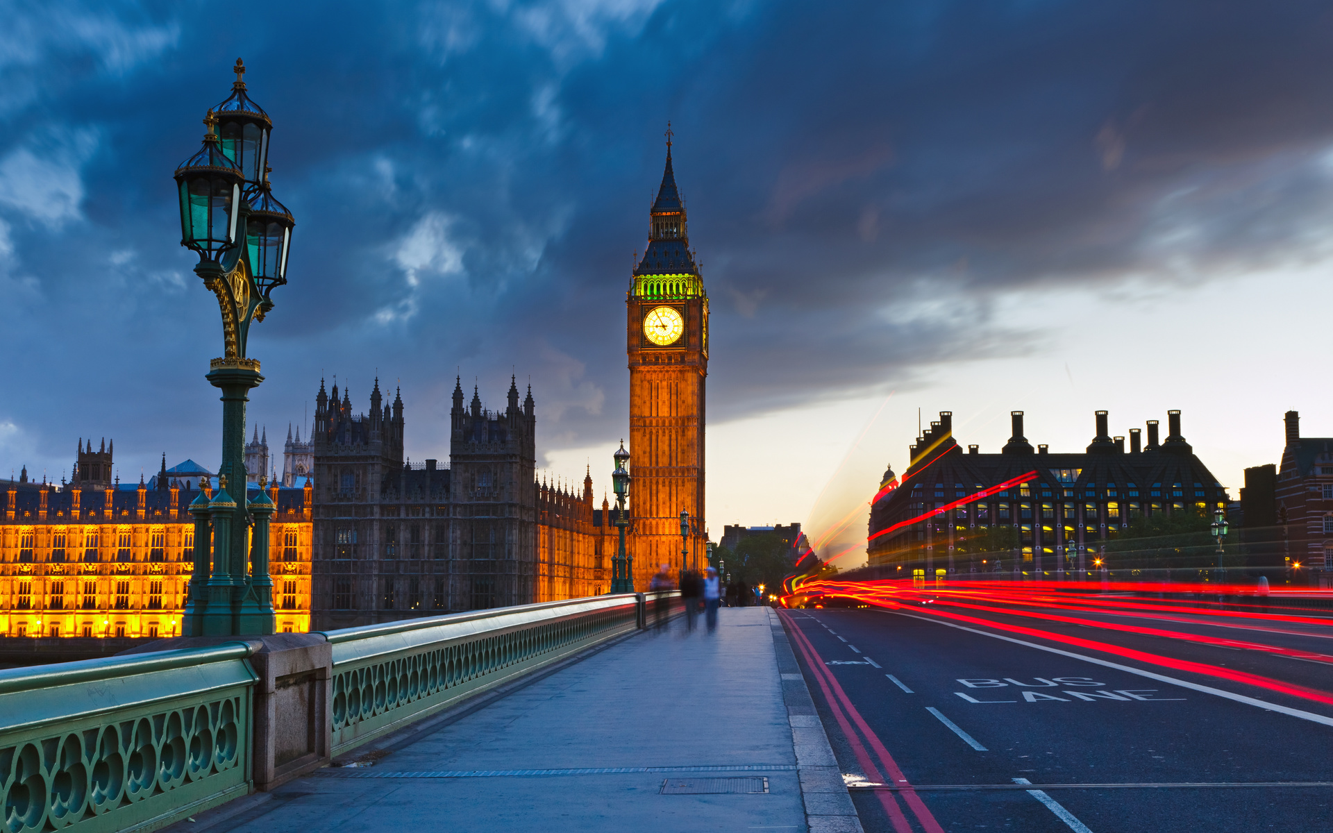 Картинка лондон ночной