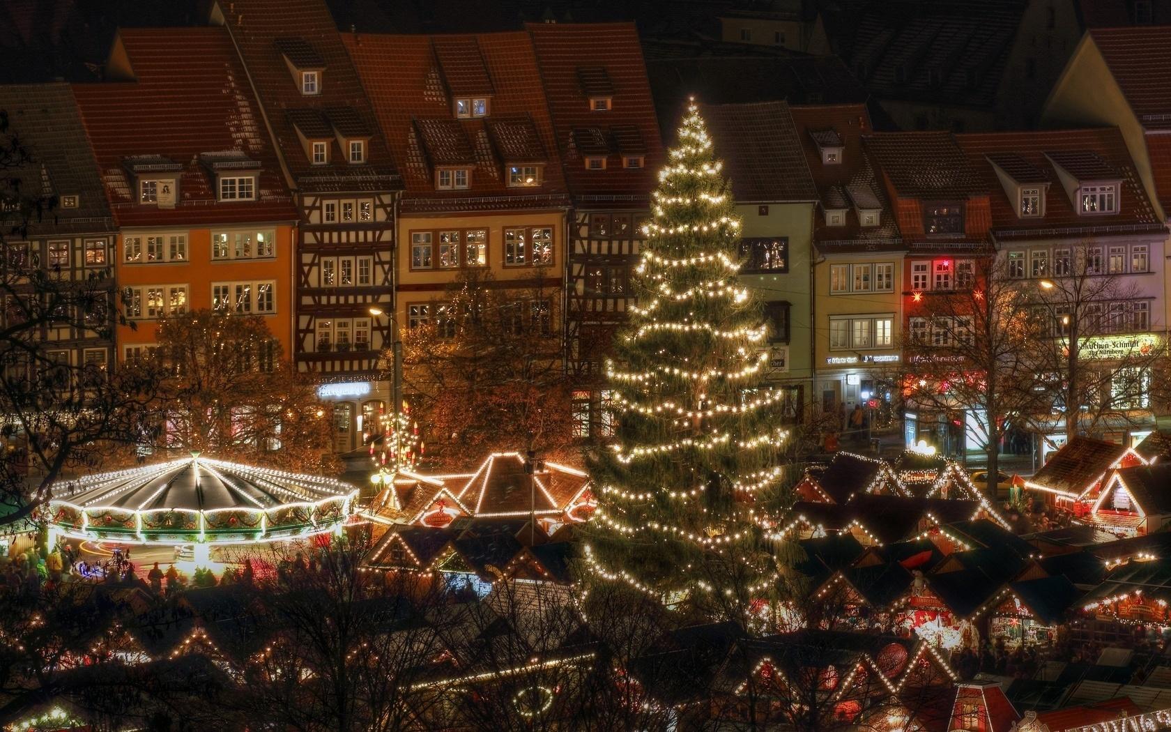 картинки рождество в германии дома пересечения ирландской