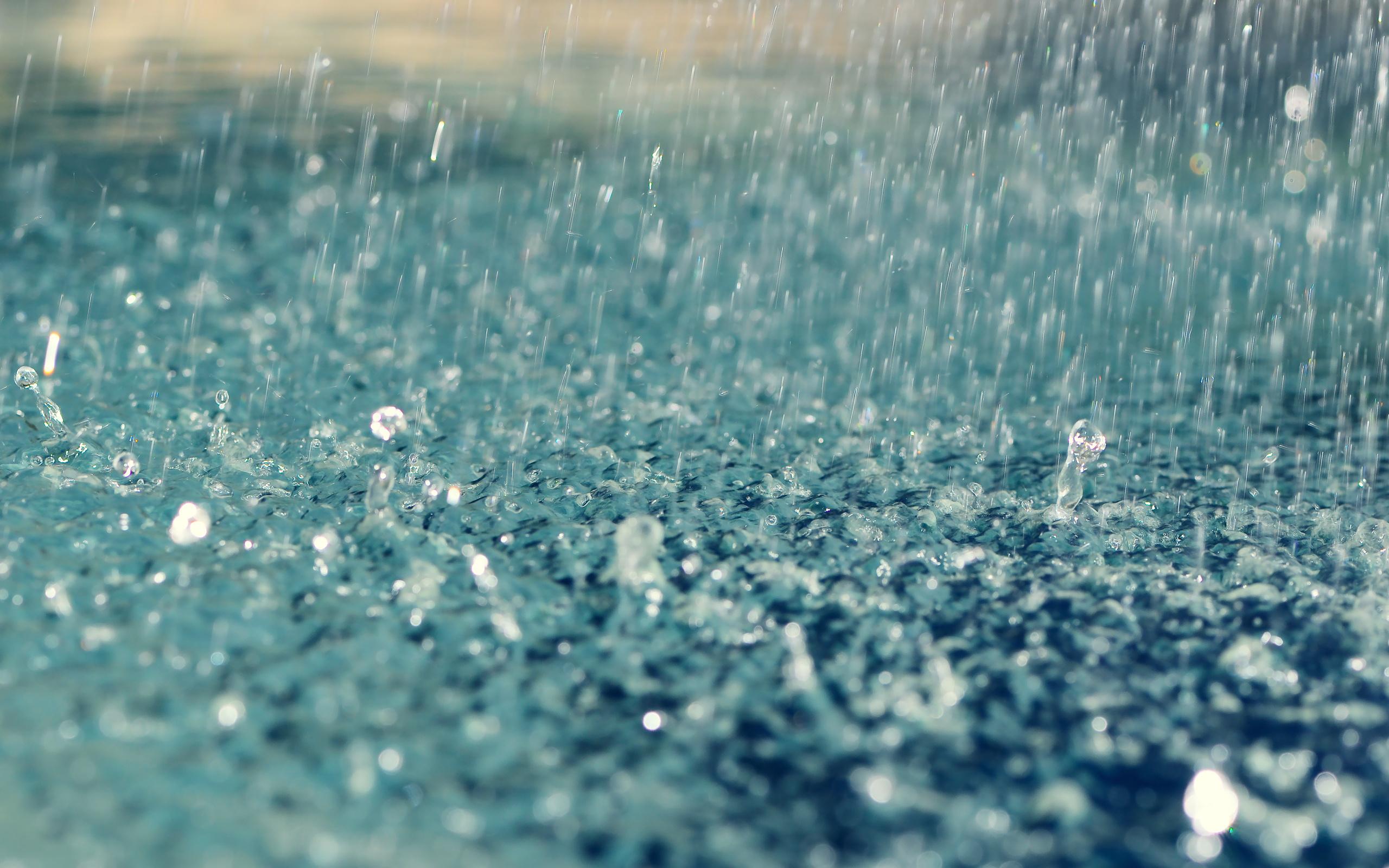 Красивый дождь картинки