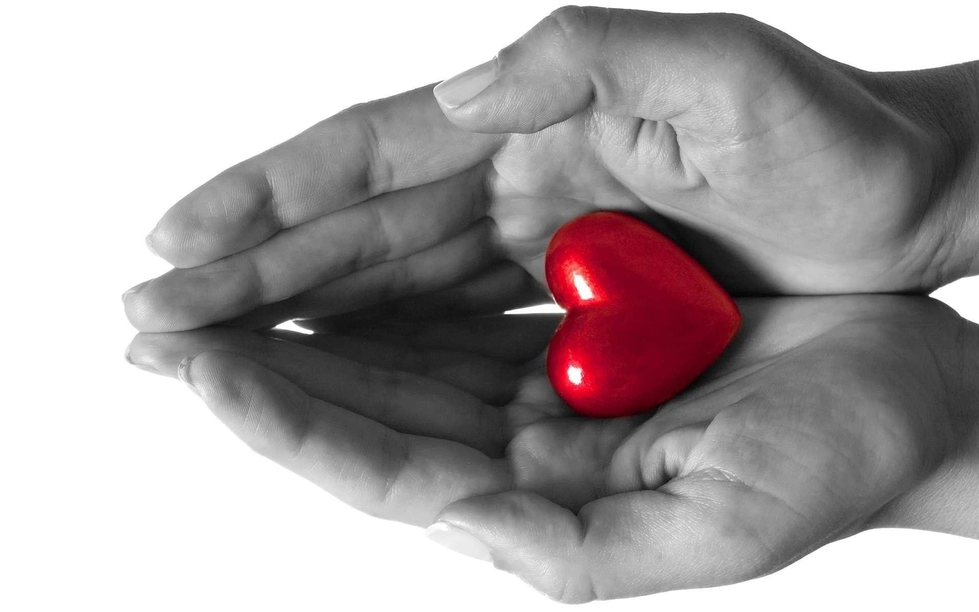 Подарил сердце картинки