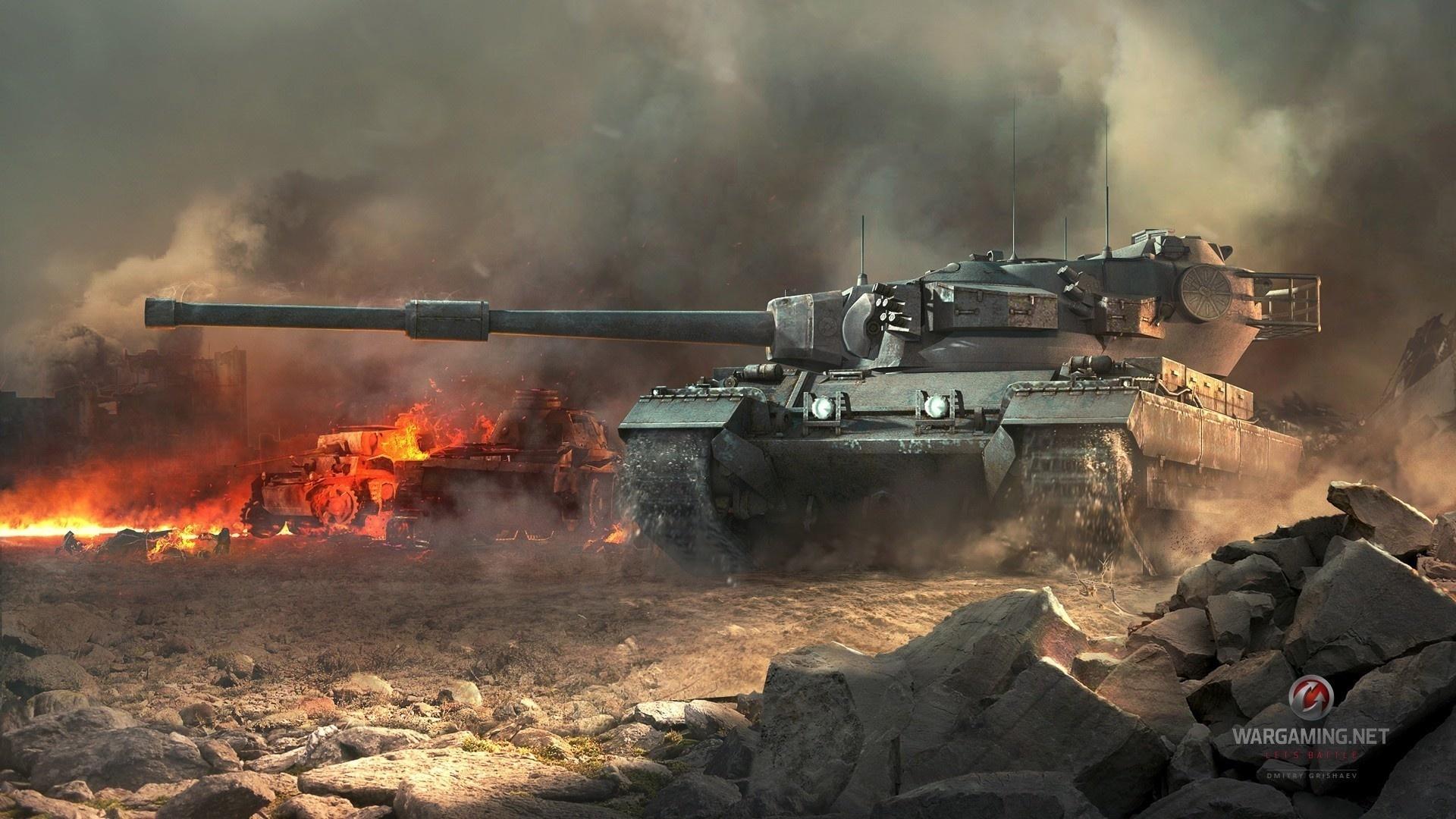 Освобождение, крутые картинки про танки