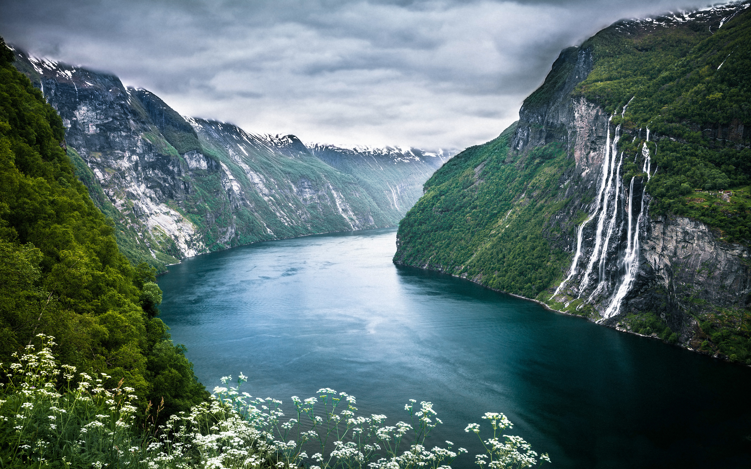 фото на тел город восс норвегия сердечками красивыми