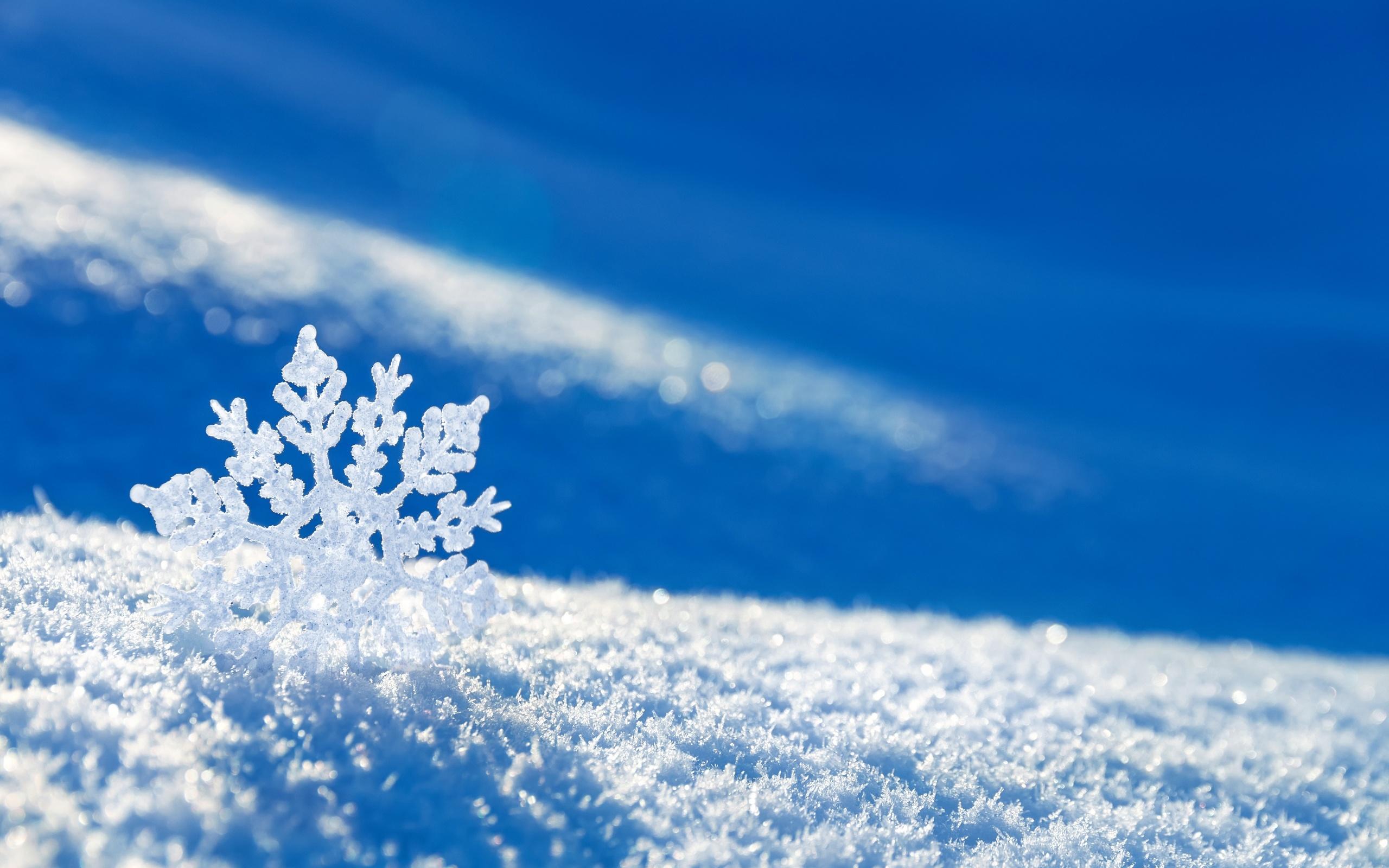 Картинка снег для рабочего стола