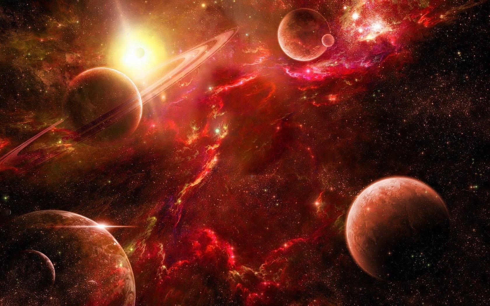 Картинка космос большого размера