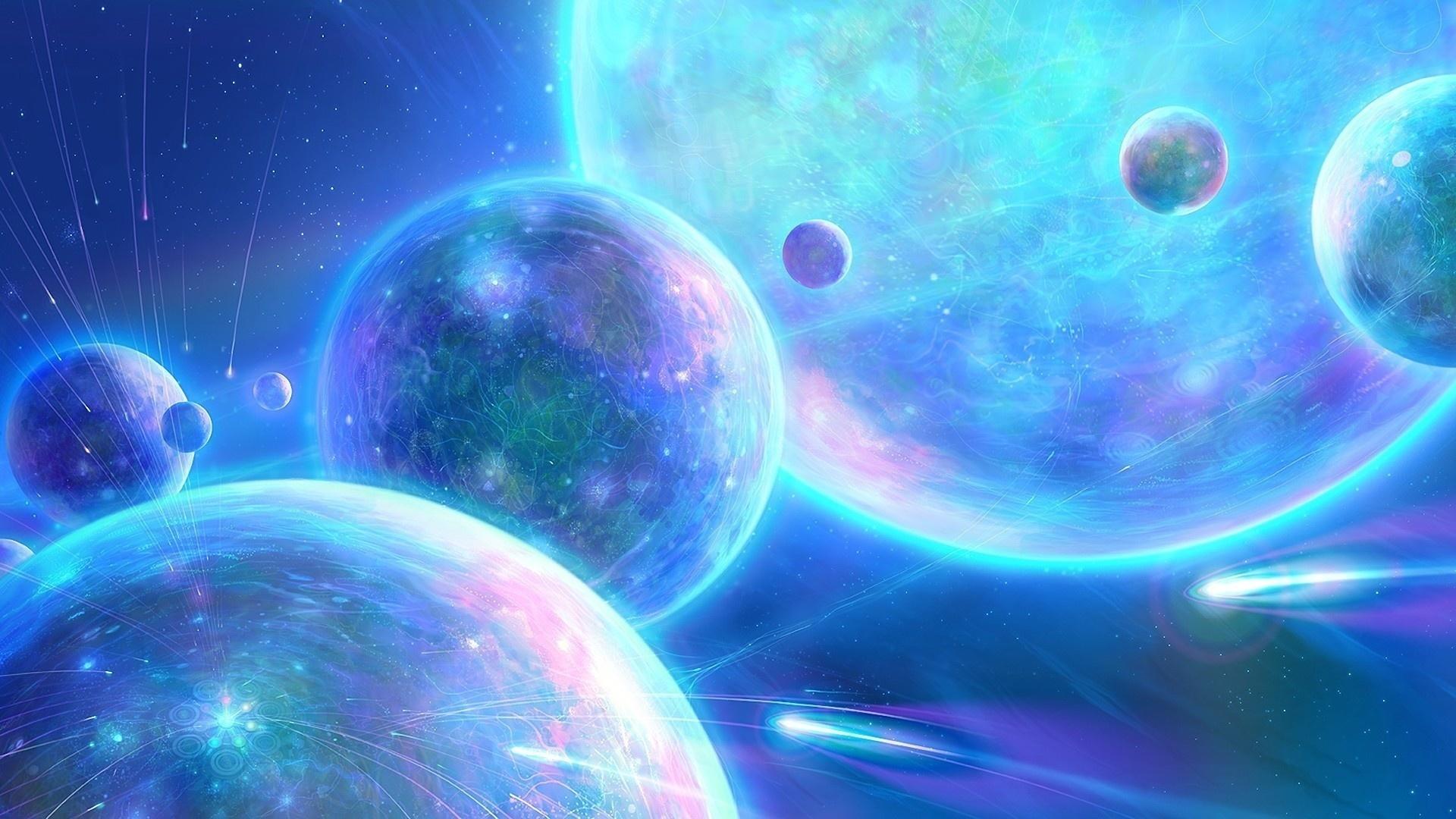 неправильного картинки разноцветных планет сквере продолжаются