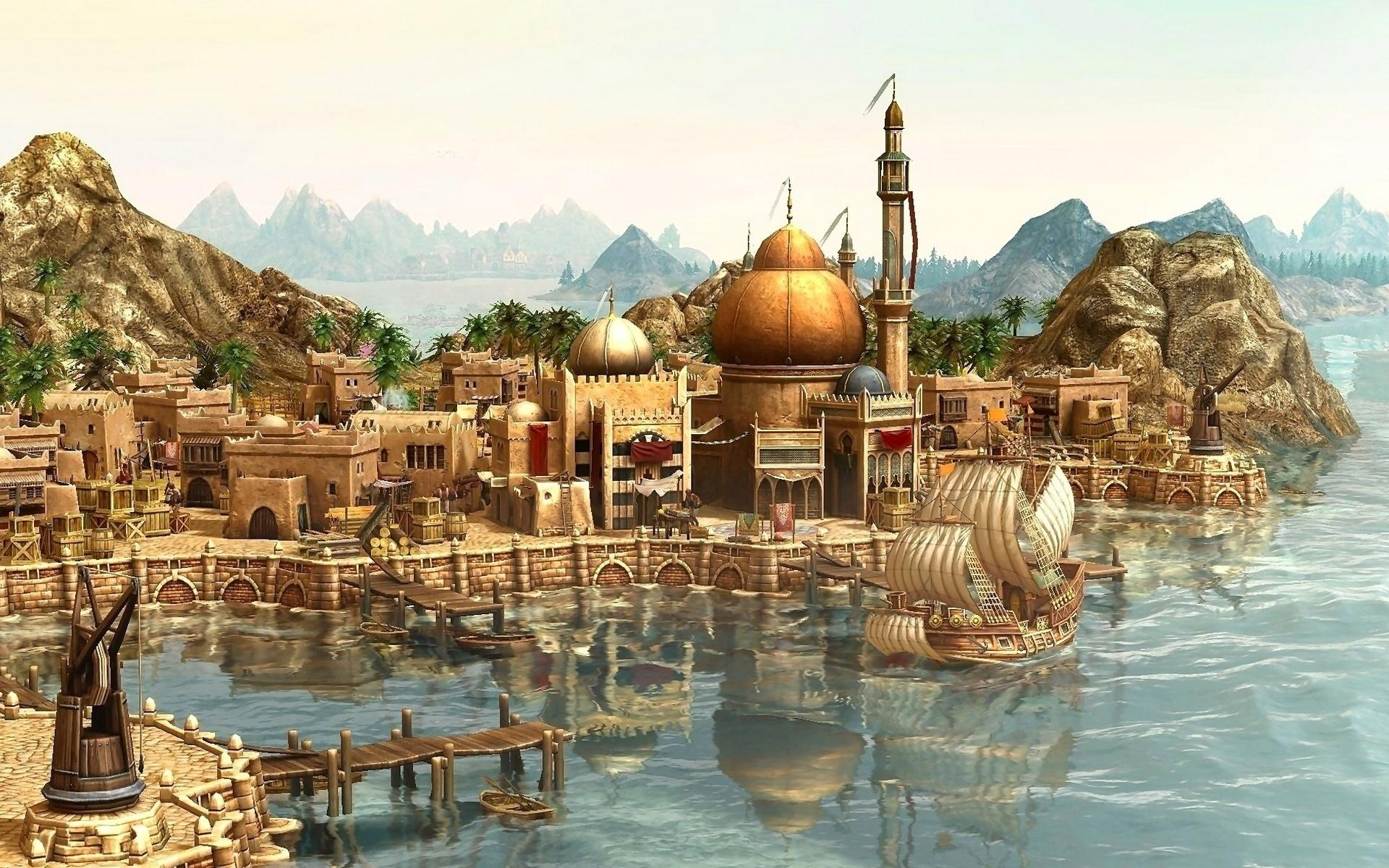 Восточные цивилизации картинки