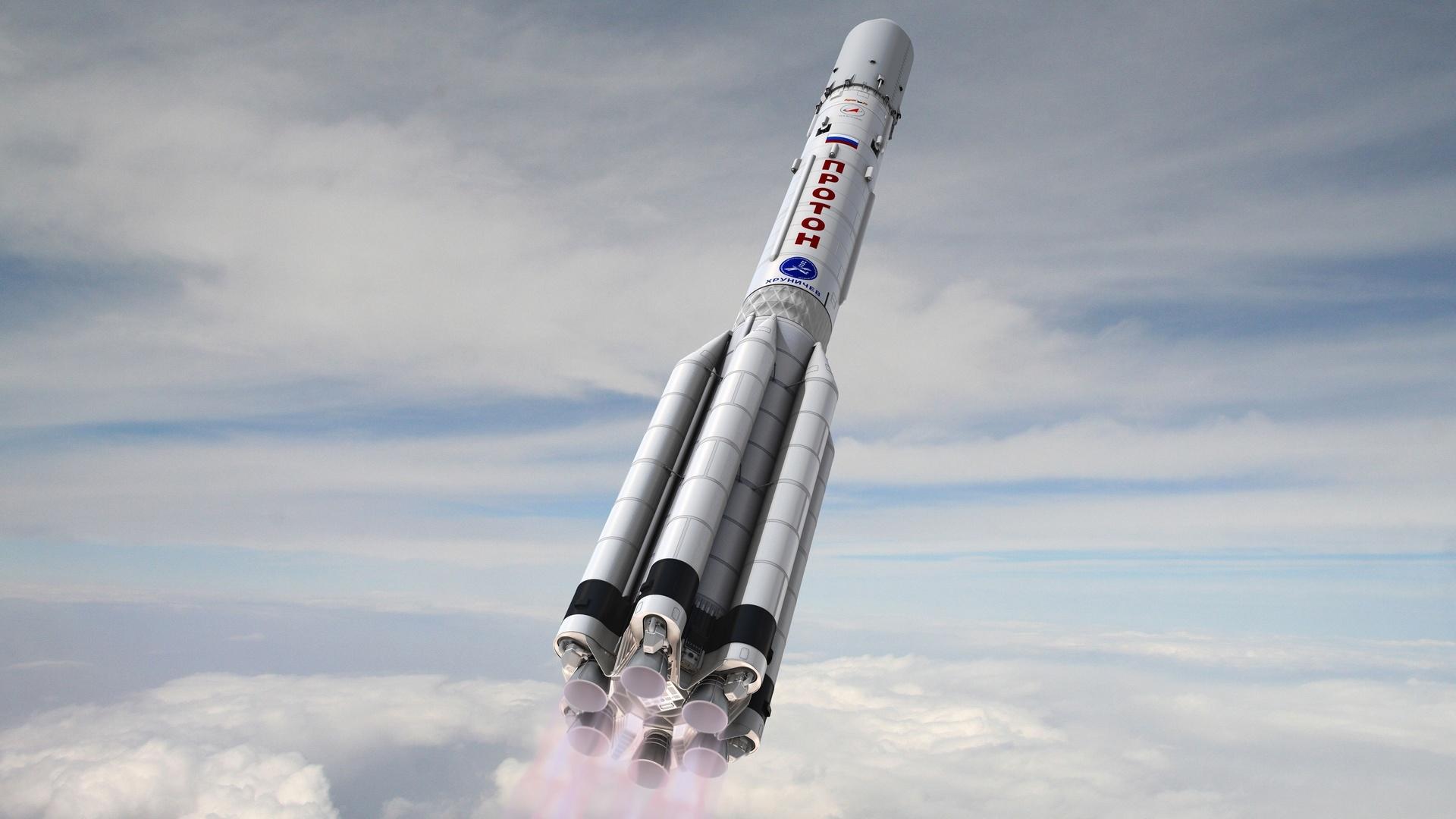 Картинка с ракетами