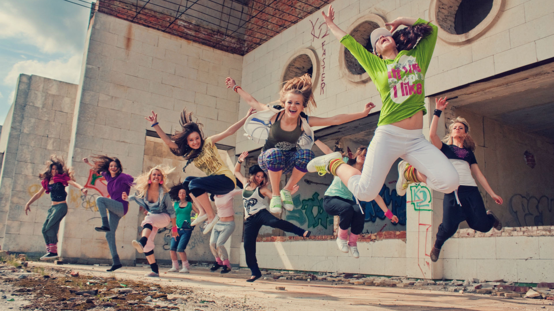 позитивные картинки про танцы себя