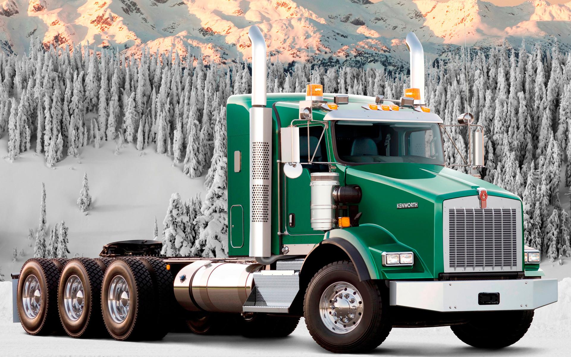 конечно была американские грузовики фото обои несколько вариантов, как