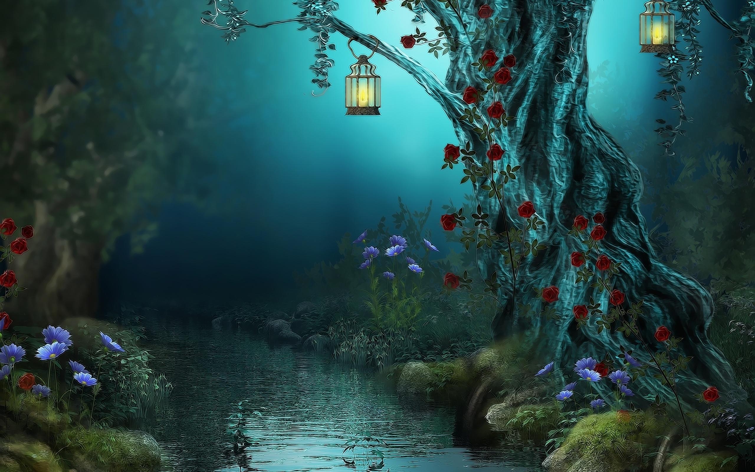 красивые мистические открытки можно