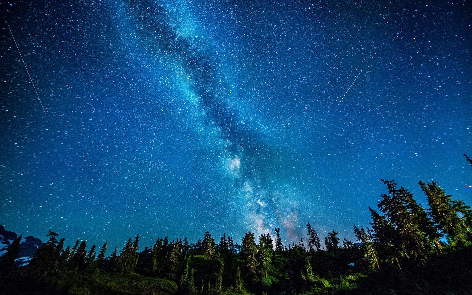 картинки ночного неба в живую теперь вопрос просто