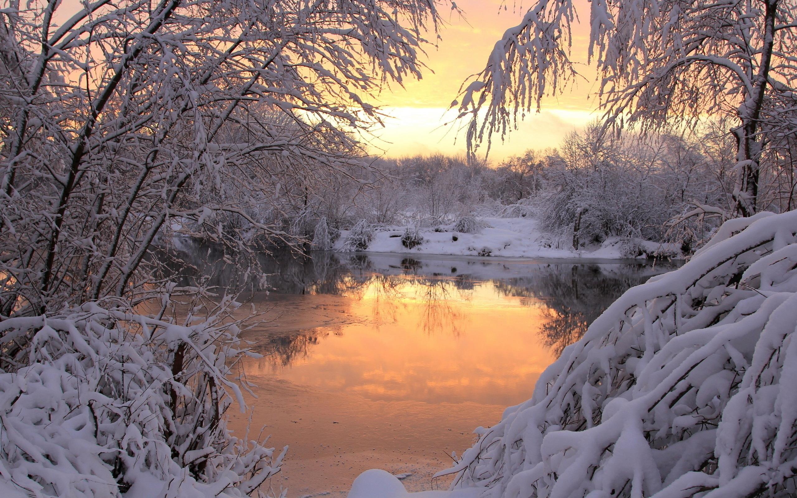 уже лучшие картинки зимы на рабочий стол специальной