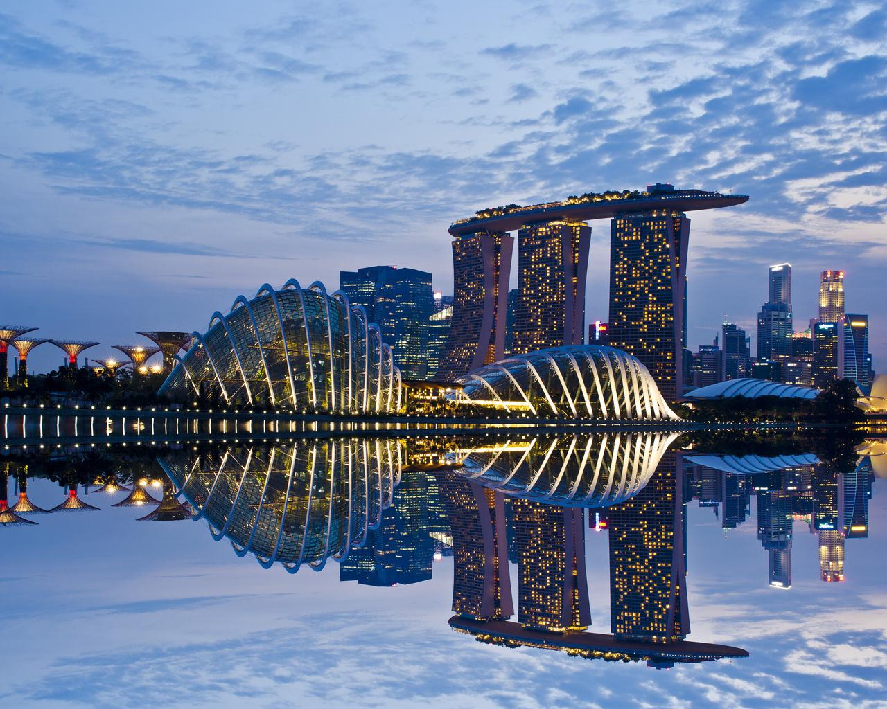 Сингапур картинки в хорошем качестве, открытках