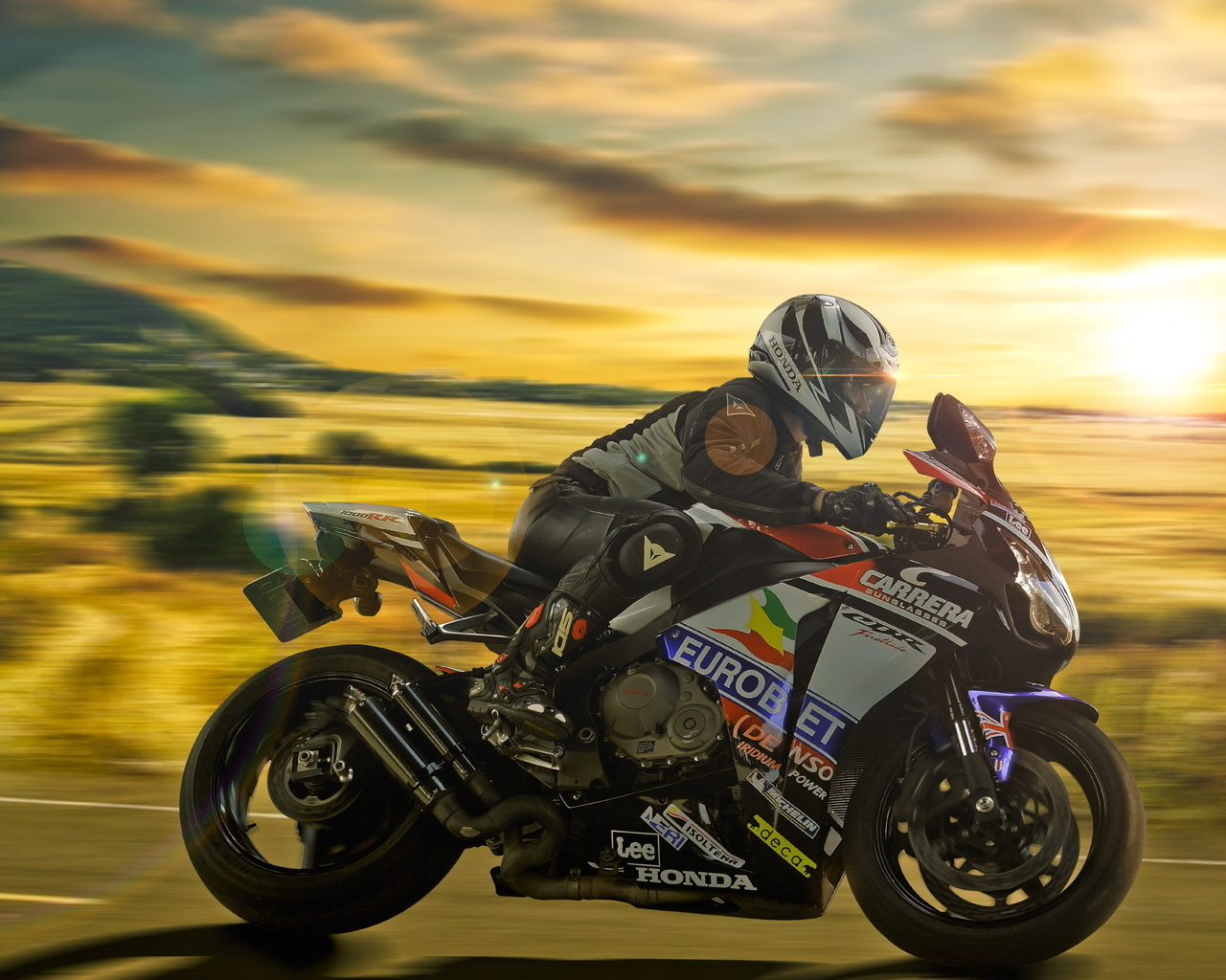 Картинки с мотоциклистами, здоровом образе жизни
