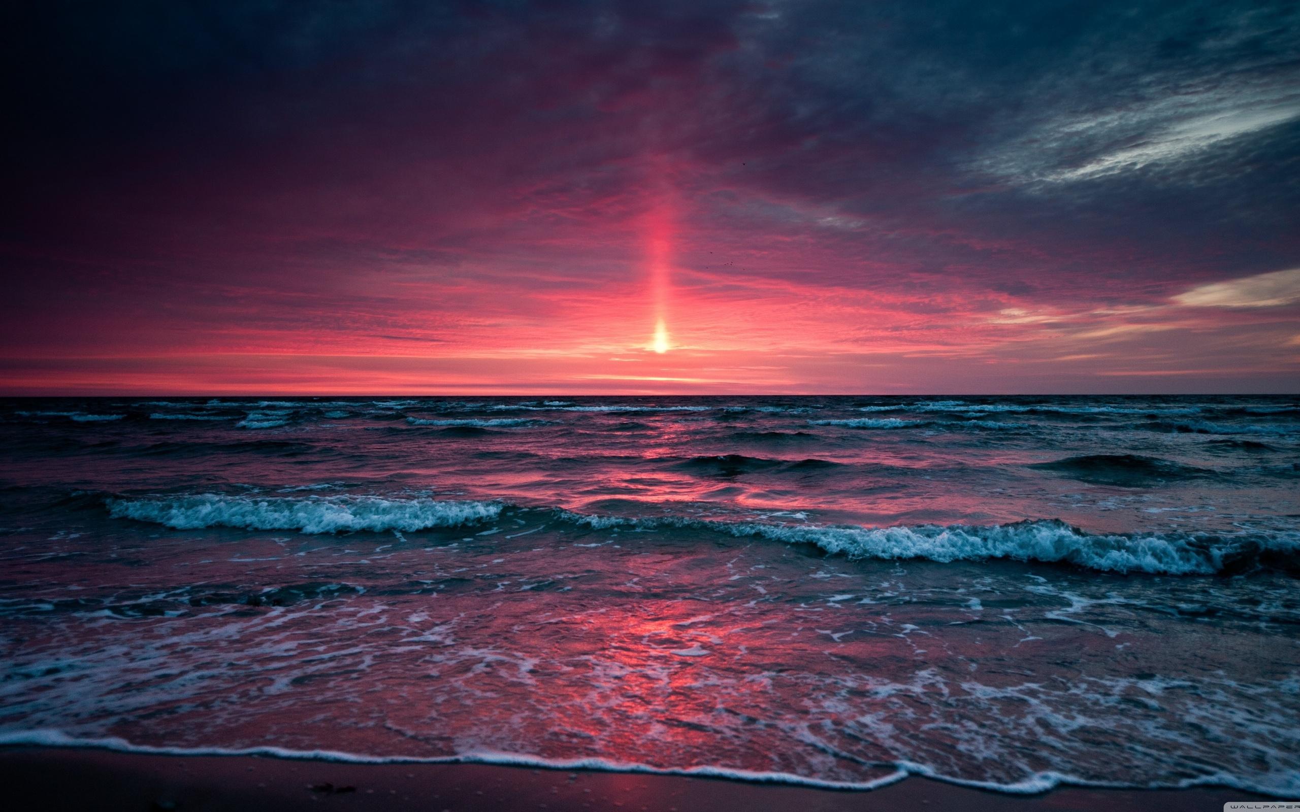 картинки про закат на море населенный пункт