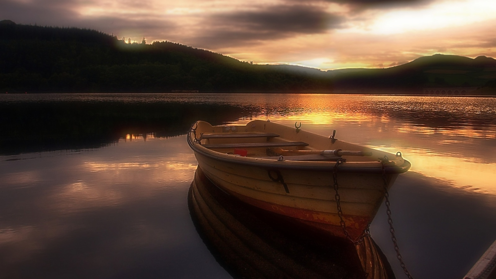 Днем рождения, картинки с лодками красивые