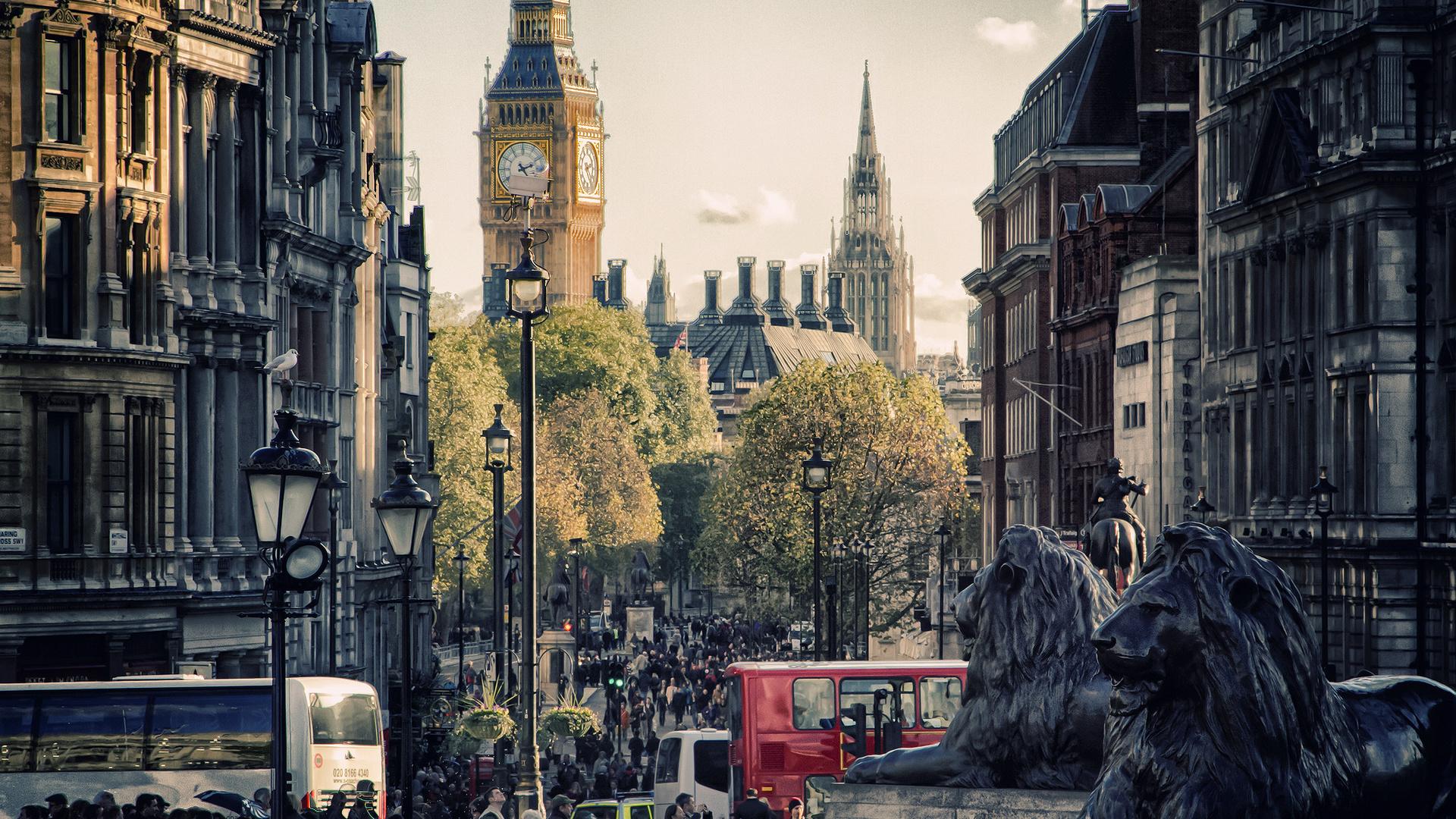 Картинки лондон на рабочий стол широкоформатные