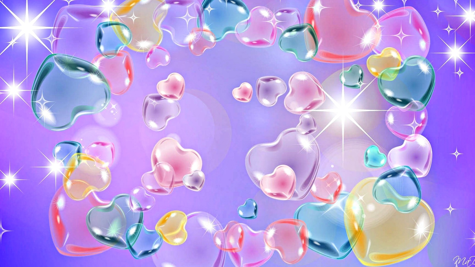 Картинки шары блестящие