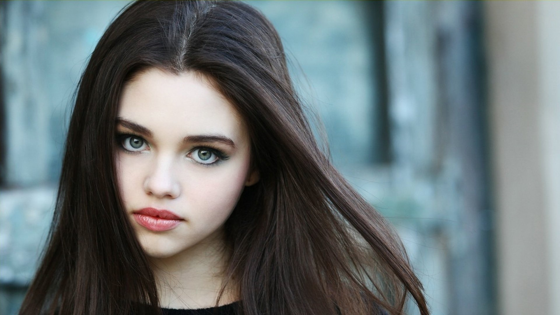 Картинки про красивые глаза девушки