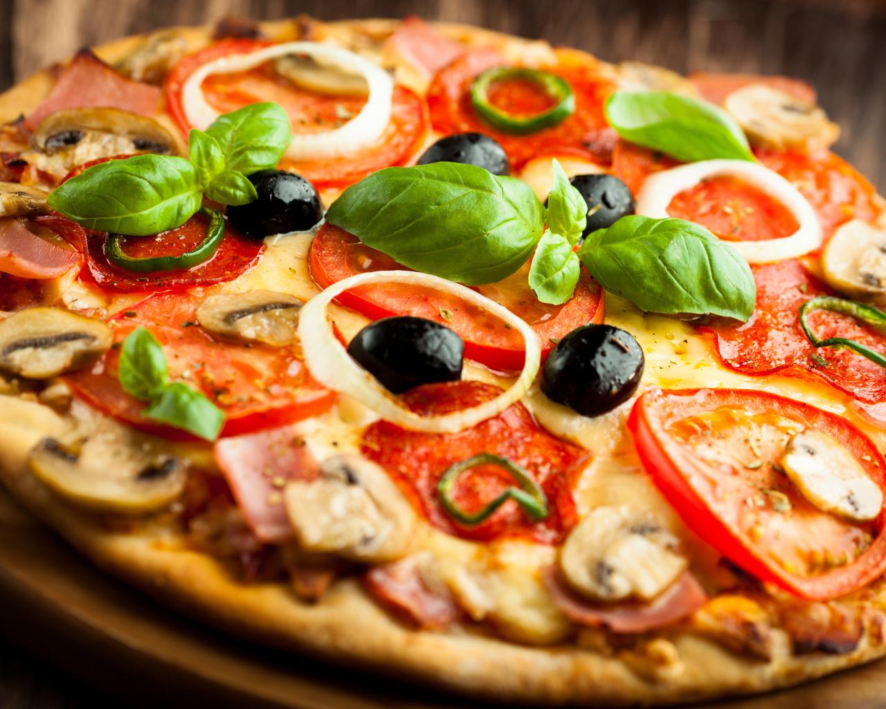 Пицца готовые картинки