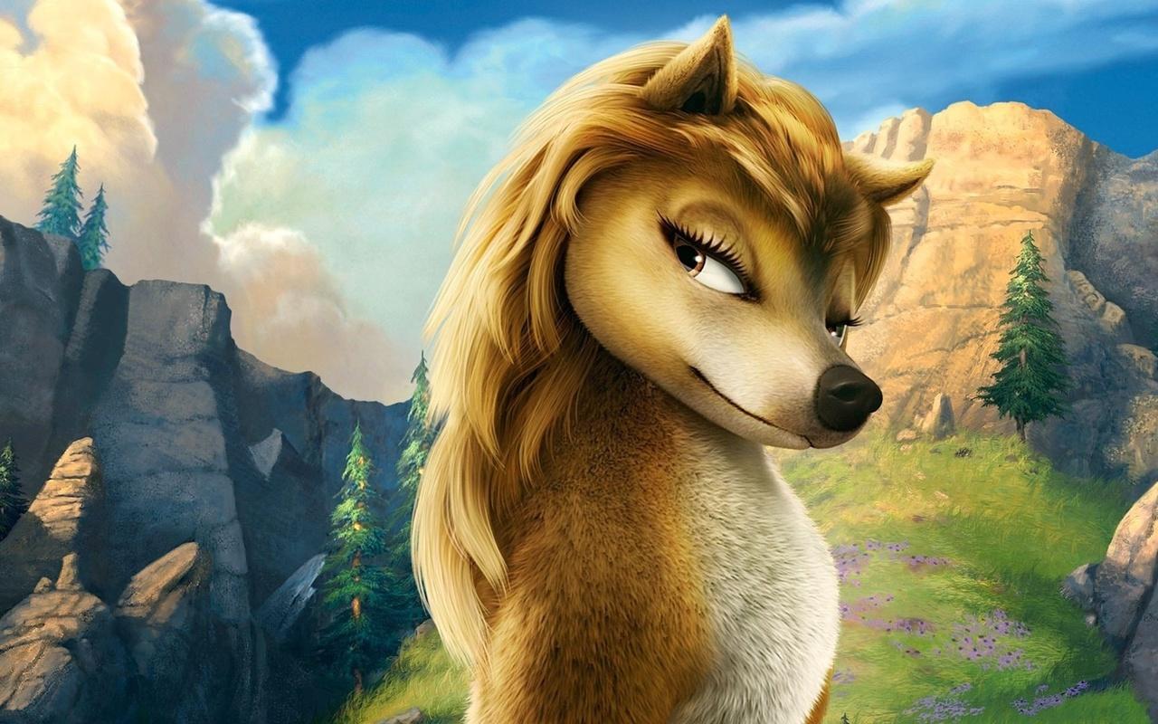Картинки красивых животных из мультфильмов