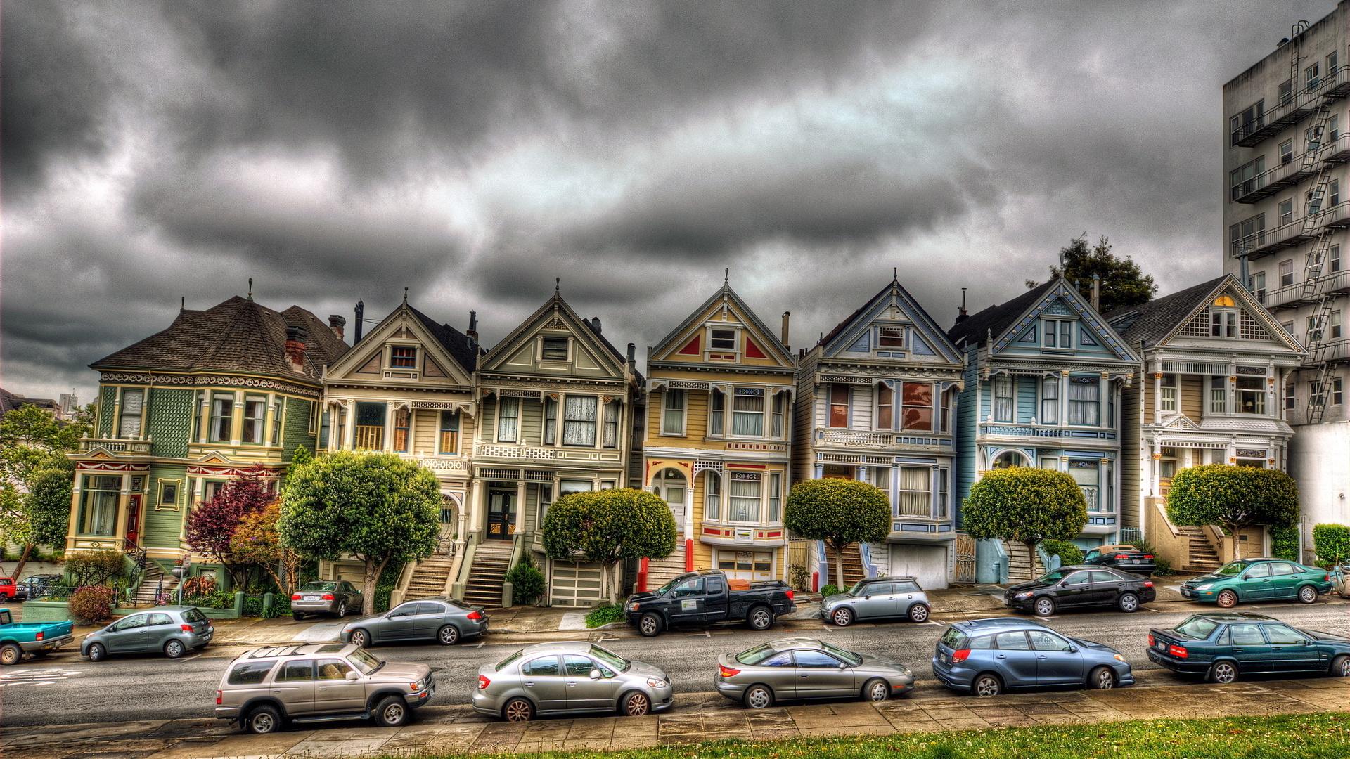 знаю, картинки дом-много домов хакерской атаки сеть