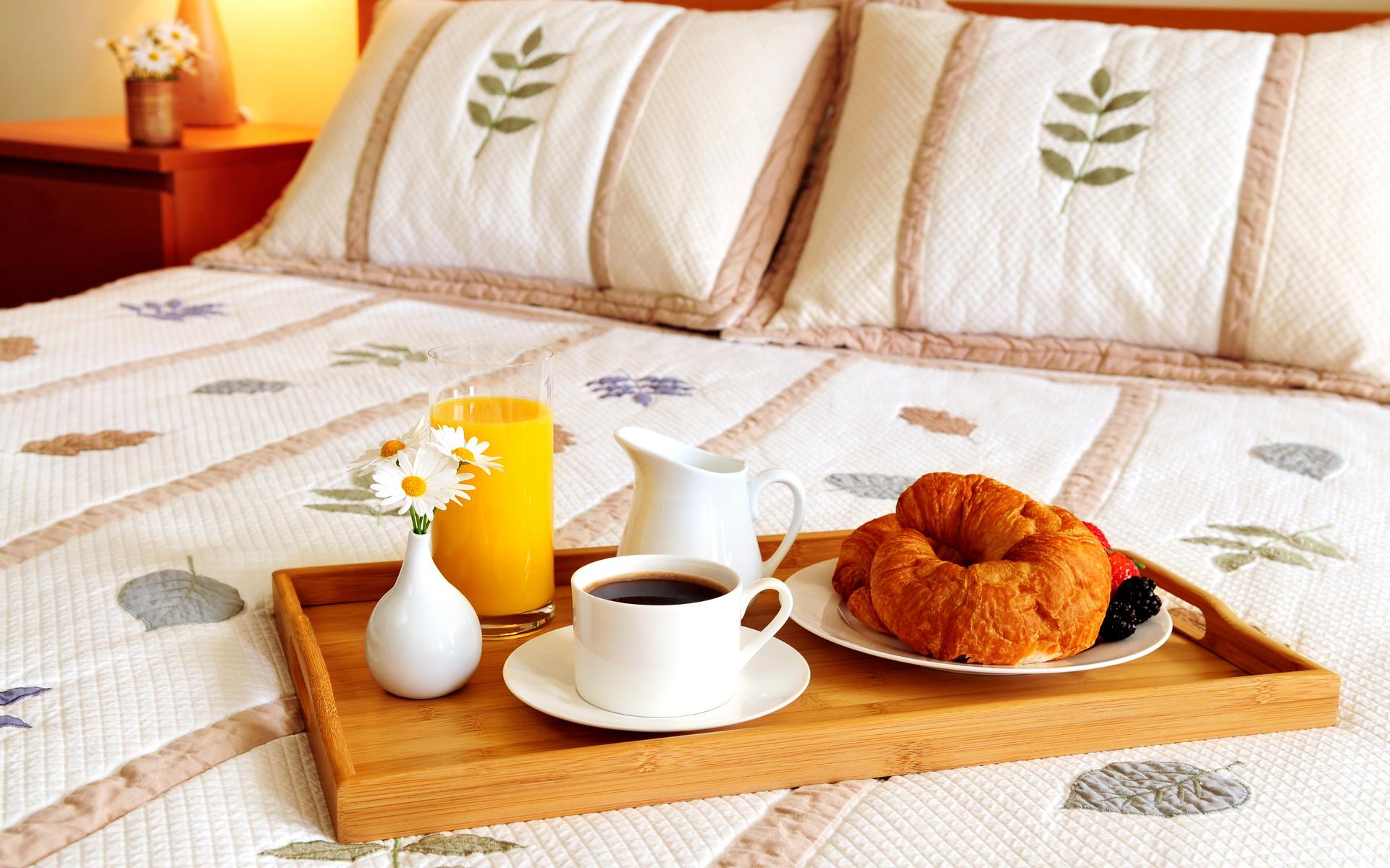 Ладошек, картинки кофе постель