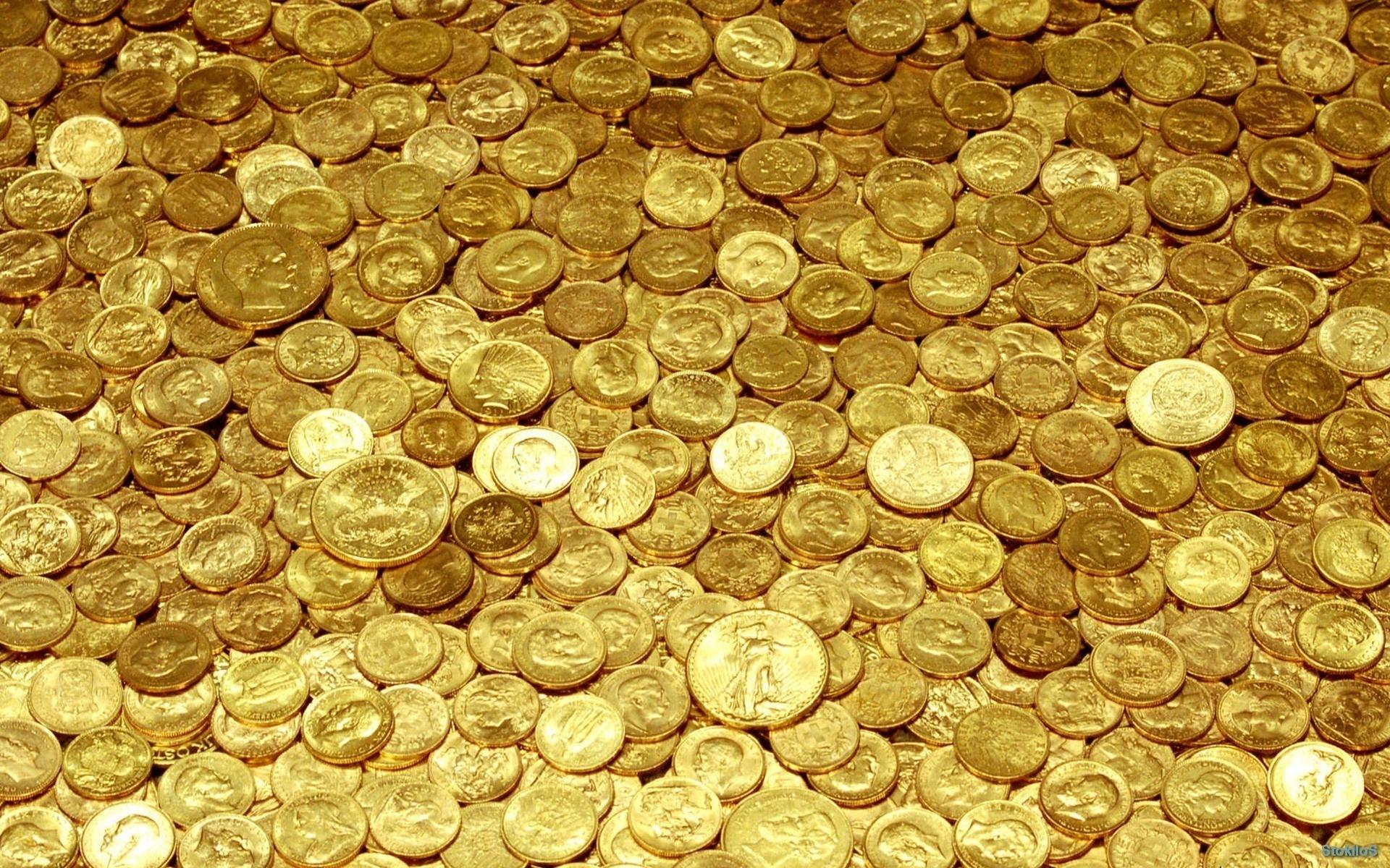 картинка монет много одной стороны т-кольцо
