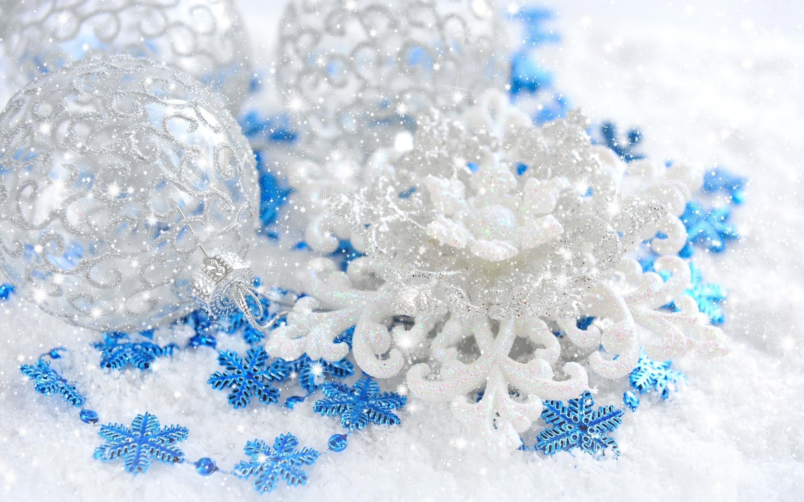 открытка зима снежинка настроения