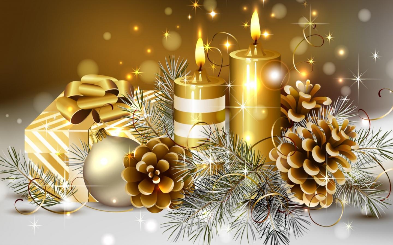 Картинки для открыток на новый год и рождество, целующиеся