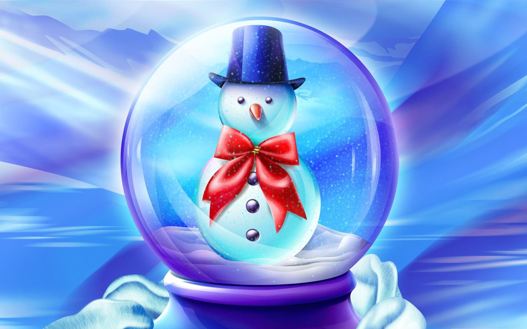 новый год снеговик картинки красивые на телефон салона
