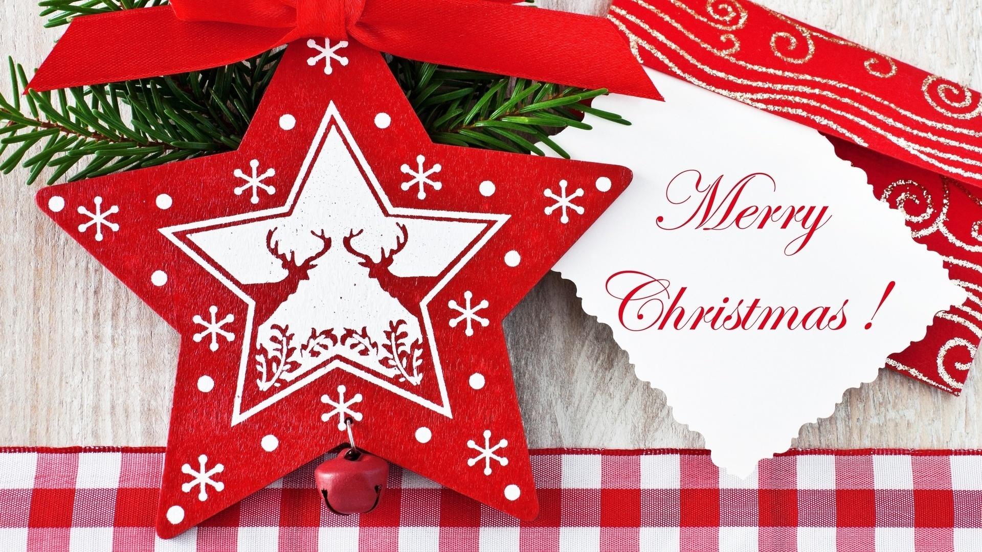 Современные открытки с новым годом и рождеством дерево